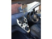 2 door Ford ka edge 62 plate
