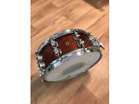 """14"""" x 6"""" Mapex Black Panther Snare Drum - As New Condition"""
