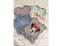 T-shirts for sale for 3-4 years old girl