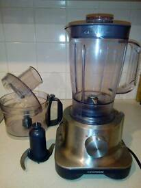 Kenwood blender/food processor