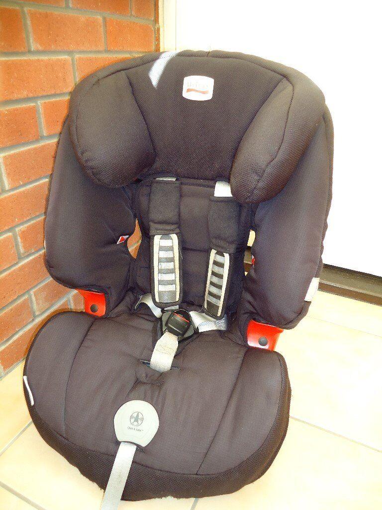 Britax Evolva 123+ child car seat | in Norwich, Norfolk | Gumtree