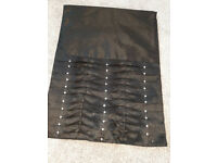 NEXT Table runner Black 87 inch x 16 inch