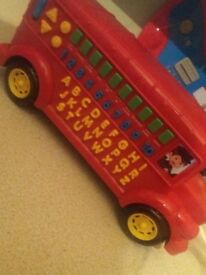 Toy bus