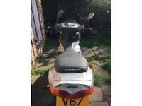 Runner 50cc v reg repairs
