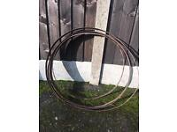 FREE Coopers Hoops - Perfect for Edging your Lawn