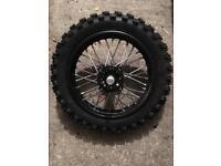 Rear Wheel for Pit Bike