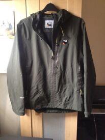 SPRAYWAY Men's Waterproof Jacket (large, forest green)