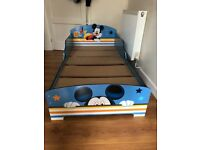 Mickey Mouse Child's Bed