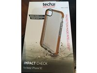 Tech21 impact check case for Apple iPhone 5C - clear