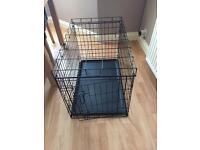 Dog crate size medium