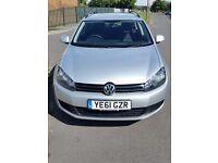 Volkswagen Golf Estate 2011 1.6 Bluemotion TDI