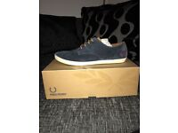 Men's Fred Perry Trainers Size 9