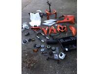 Yamaha aerox moped parts
