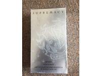 Supremacy Silver Afnan Perfume light smell similar to Creep Aventus 100ml