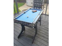 Football / pool table