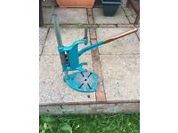 Bench Top Hand Drill Stand