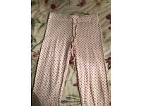 Primark pj trousers size 8
