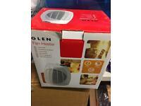 Glen fan heater