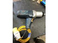 "Bosch 110v BOSCH GDS 18 E 110v Impact wrench - 1/2"" square drive"