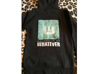 BRAND NEW ( UNIVERSITY of WHATEVER ) HOODIE £12 each.