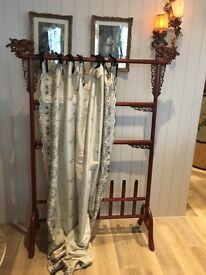 Chinese hanging rail & shoe / slipper rack