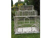 Vintage Dome Bird Cage