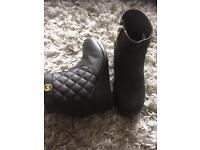 Michael Kors genuine girls boots