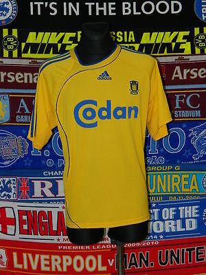 4.5/5 Brondby IF adults XXL 2006 football shirt jersey trikot soccer image