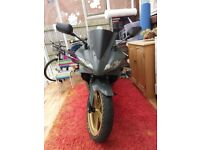 Yamaha Yzf r125 Perfect for new riders CBT Price Reduced...