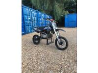 Super stomp 140cc