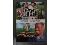 How High and Half Baked DVD box set