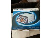Necvox satnav/dvd player/ cd player etc RRP 1000