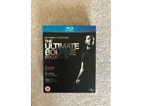 The Ultimate Bourne Collection (Blu-ray)