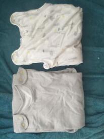 Mothercare baby sleeping bags
