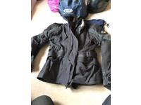 Men's Spyke motorcycle jacket