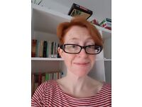 T Macdonald: English Tutor / Proofreader (11+/KS3/GCSE tuition; proofreading services)