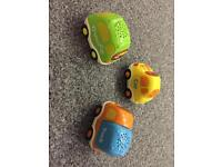 Vtech Toot Toot Drivers car, van and truck set