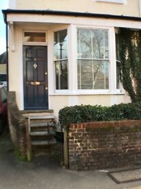 Beautiful 2 Bed, unfurnished Maisonette, newly refurbished with outside space and shed for rent.