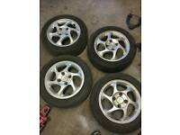 Honda Civic VTI Alloys (RARE)