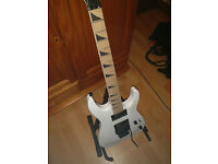 Jackson Dinky JS32 With Floyd Rose tremolo £160 ONO