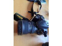 Tokina 11-16mm f/2.8 ATX PRO DX Lens + HOYA 77mm Polariser filter