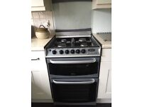 Cannon Chichester Double Gas Cooker 60cm