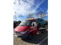 Recovery Mercedes sprinter 2.2 CDI / 03 plate