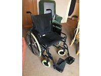 Pharmore wheelchair