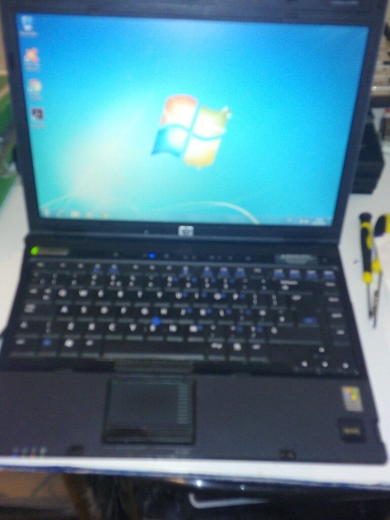 hp nc6400 manual