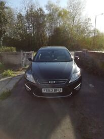 Ford Mondeo Titanium X business edition 63 plate