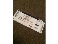 Standing Drake ticket for sale