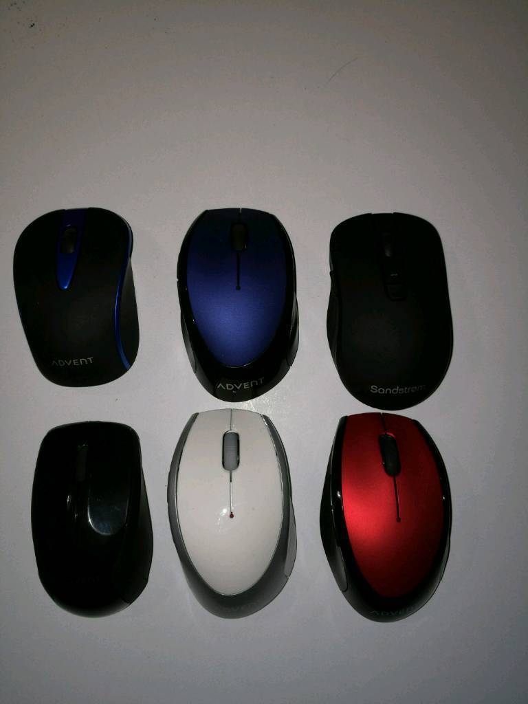 Advent sandstorm wireless computer mouse