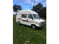 TALBOT EXPRESS TOPIC 2 BERTH *DIESEL* *POWER STEERING* MOTORHOME CAMPER VAN
