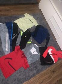 Boys Nike tracksuit bundle age XS